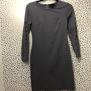 Cynthia Rowley grey long sleeve sz XS